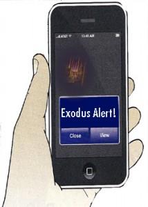 KippahCurious and Exodus Alert!