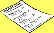Goliath's Report Card