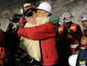 Chilean Miners Rescued from Jerusalem Traffic Jam