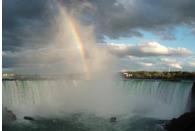 Pope Visits Niagara Falls