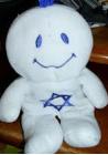 Funny Happy Israeli worker Jewish Humor